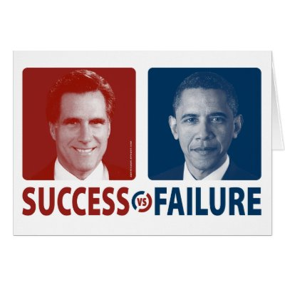 Time for a real leader Romney
