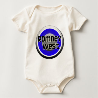 Romney West 2012 Baby Creeper