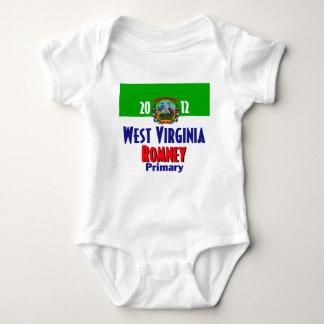 Romney WEST VIRGINIA Baby Bodysuit