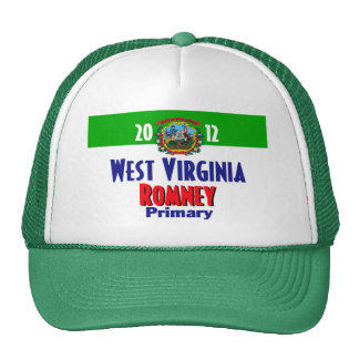 Romney WEST VIRGINIA Trucker Hat