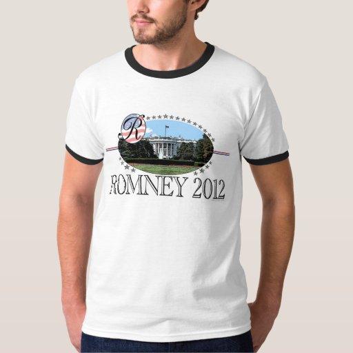 Romney White House 2012 Shirt