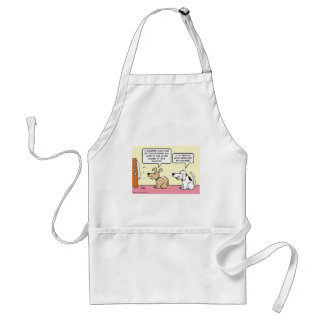 Romney will have Latter-Day Saint Bernard in WH. Adult Apron