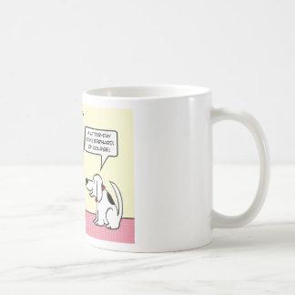 Romney will have Latter-Day Saint Bernard in WH. Coffee Mug