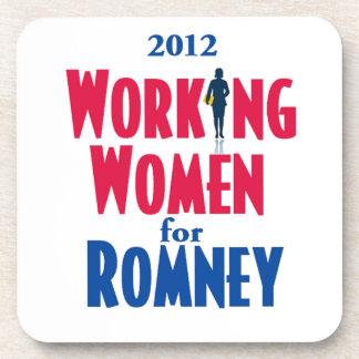 Romney WORKING WOMEN Coaster