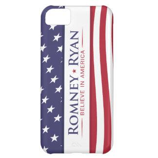 Romney y Ryan creen en caso del iPhone 5 de Améric