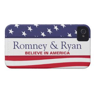Romney y Ryan creen en el caso de América iPhone 4 Cobertura