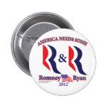 Romney y Ryan Pin