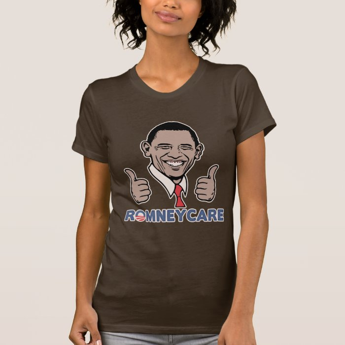RomneyCare T-Shirt