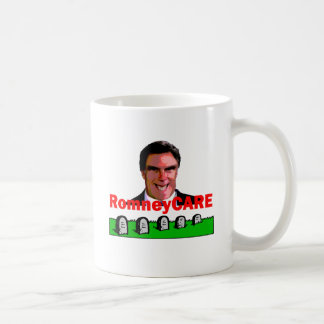 RomneyCare Tazas