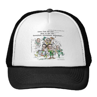 RomneyHood Funny Tees & Tops by Rick London Mesh Hat