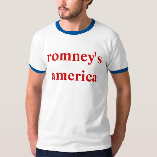 romney's america shirt