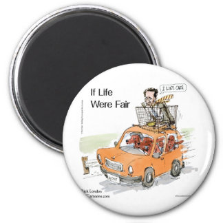 Romney's Irish Setters Funny Gifts Tees Cards Etc 2 Inch Round Magnet