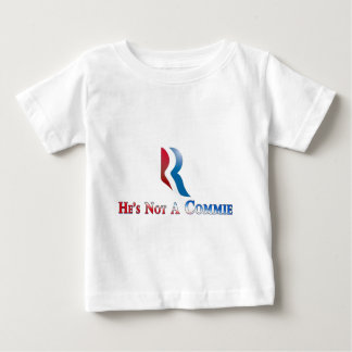 Romney's Not A Commie Shirt