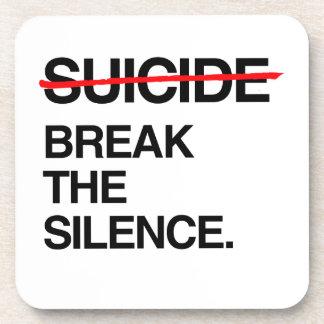 ROMPA EL SILENCIO EN SUICIDIO POSAVASO