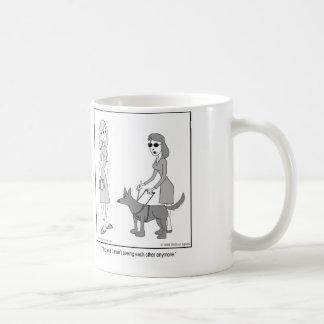 Rómpase para arriba tazas de café