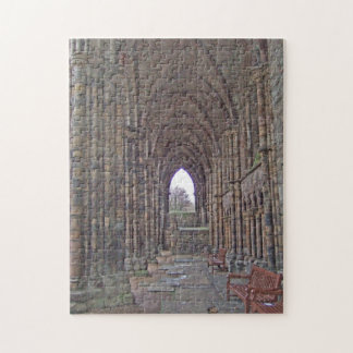 Rompecabezas: Abadía de Holyrood, Edimburgo, Escoc Puzzle