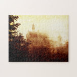 Rompecabezas alemán del castillo de Neuschwanstein