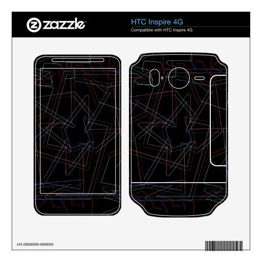 Rompecabezas Calcomanía Para HTC Inspire 4G