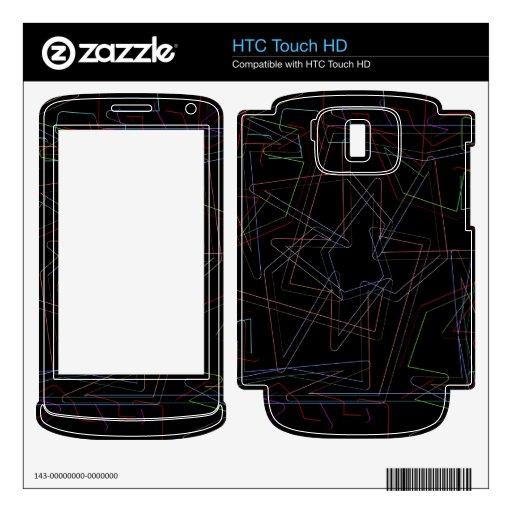 Rompecabezas Calcomanías Para HTC Touch HD