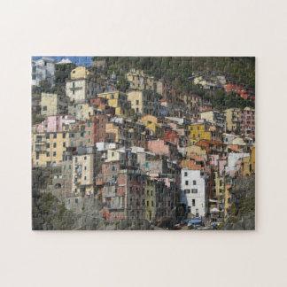 Rompecabezas--Cinque Terre