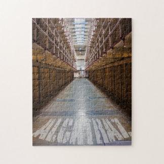 Rompecabezas de Alcatraz