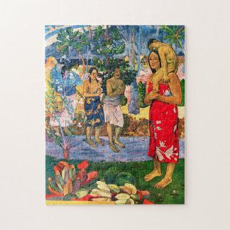 Rompecabezas de Gauguin Ia Orana Maria