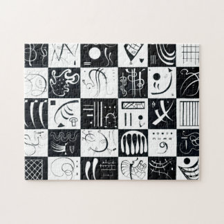 Rompecabezas de Kandinsky treinta
