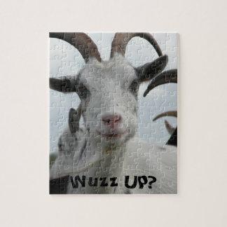 Rompecabezas de la cabra