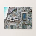Rompecabezas de  la Casa Batlló de Antoni Gaudí