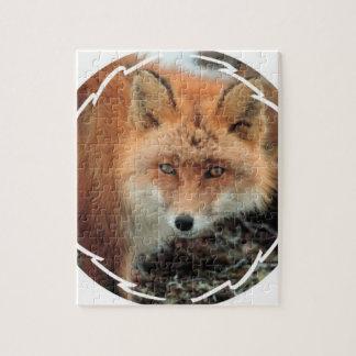 Rompecabezas de la especie del Fox