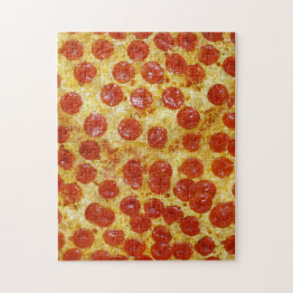 Rompecabezas de la foto de la pizza