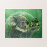 Rompecabezas de la koala