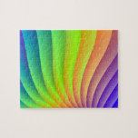 Rompecabezas de la onda del color