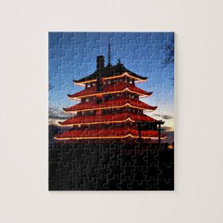 Rompecabezas de la pagoda