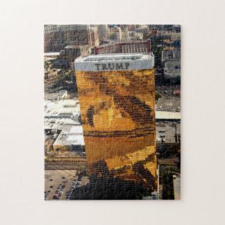 Rompecabezas de la torre del triunfo de Las Vegas