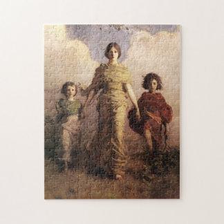 Rompecabezas de la Virgen de Thayer