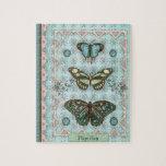 Rompecabezas de las mariposas