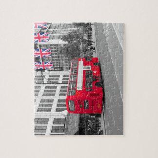 Rompecabezas de Londres de la calle de Oxford