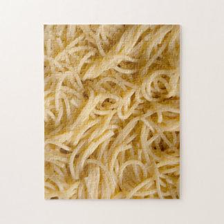 Rompecabezas de los espaguetis de la diversión