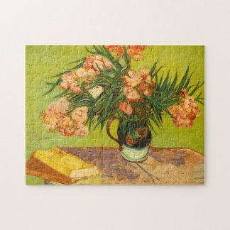Rompecabezas de los Oleanders de Van Gogh