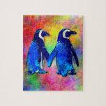 """""""Rompecabezas de los pares del pingüino"""""""