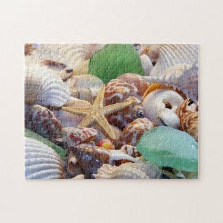 Rompecabezas de los Seashells