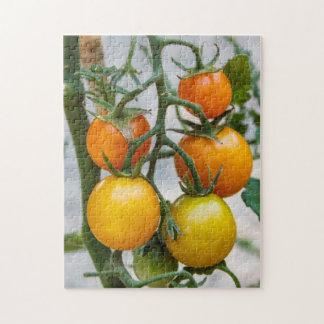 Rompecabezas de los tomates de cereza