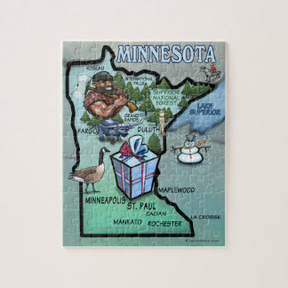 Rompecabezas de Minnesota
