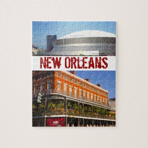 Rompecabezas de New Orleans