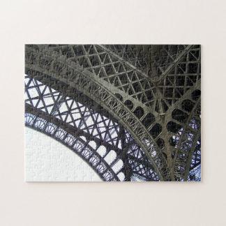 Rompecabezas de París Francia de la foto de la