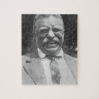 "Rompecabezas de risa de Roosevelt del ""peluche"" de"