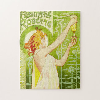 Rompecabezas de Robette del ajenjo de Alfonso Much
