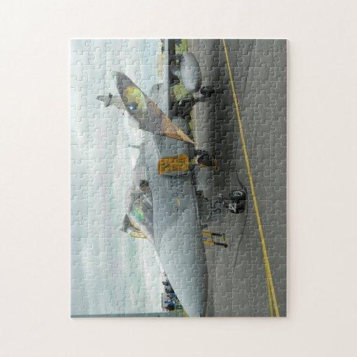 Rompecabezas de Saab Gripen