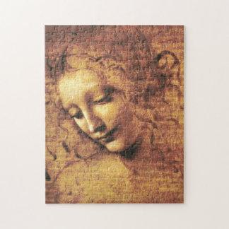 Rompecabezas de Scapigliata del La de da Vinci